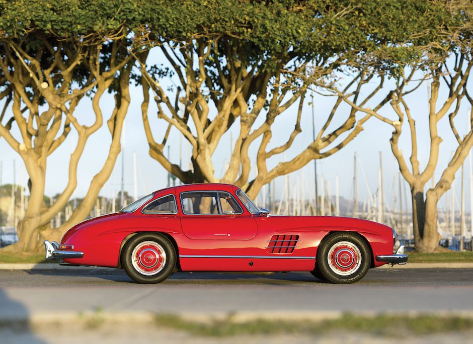 1955 Mercedes Benz 300SL Gullwing 1955 Mercedes Benz 300SL Gullwing
