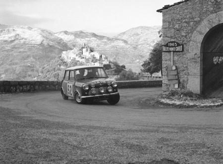 1964 Morris MiniCooperSWorksRally8 450x330 - Monte-Carlo Mini