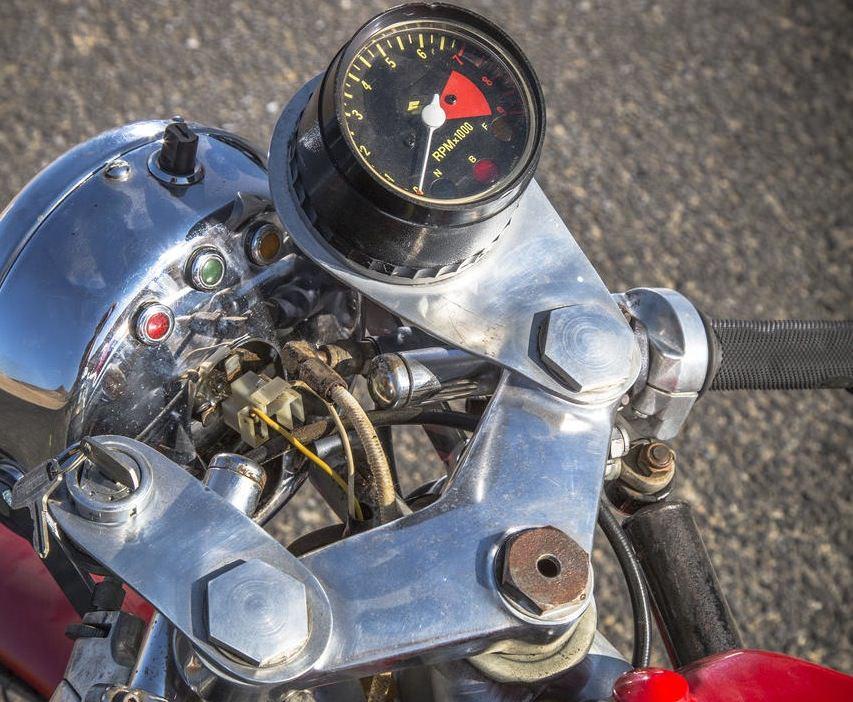 1973 Seeley-Suzuki 500cc 1