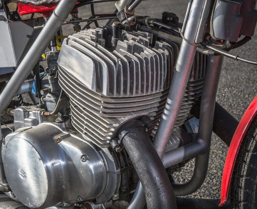 1973 Seeley-Suzuki 500cc 5