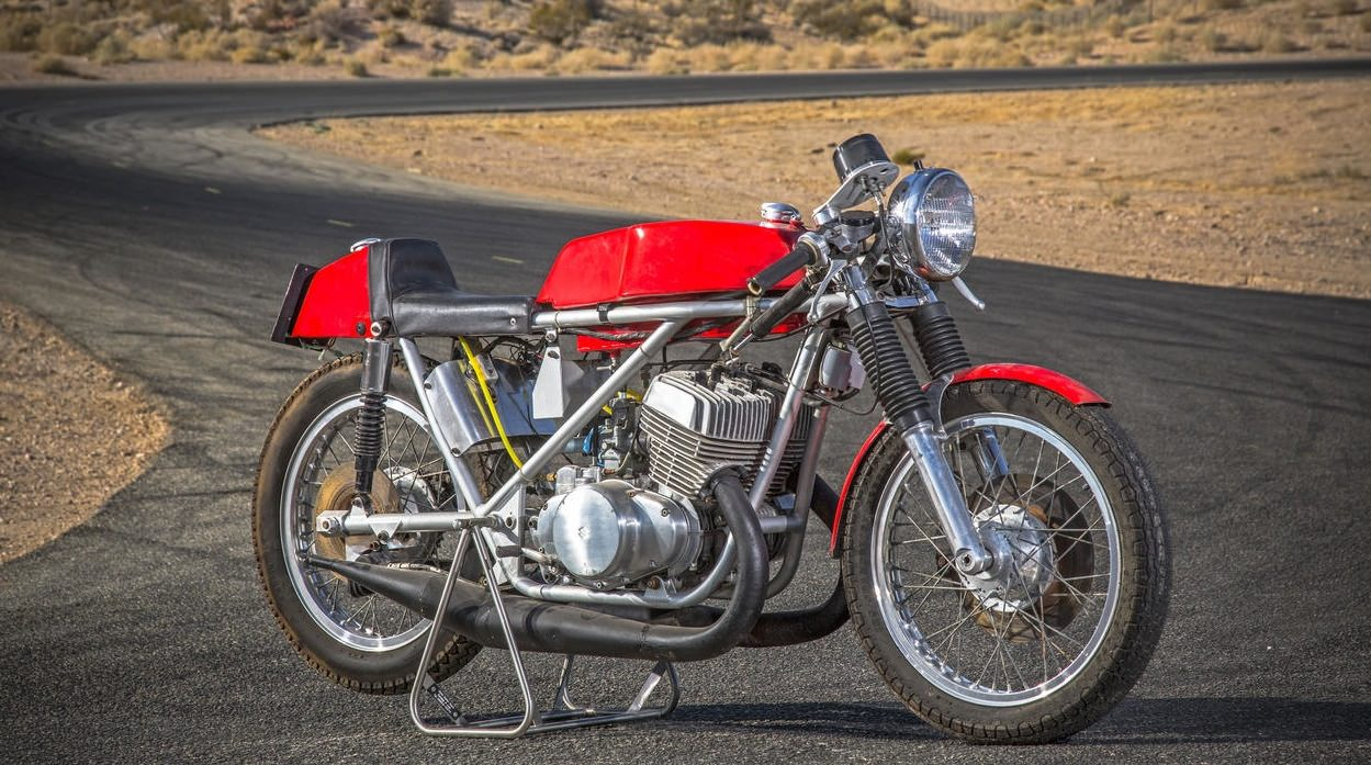 1973 Seeley-Suzuki 500cc