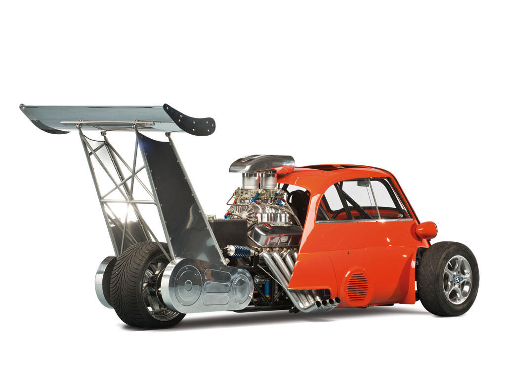 BMW Isetta Whatta Drag 1