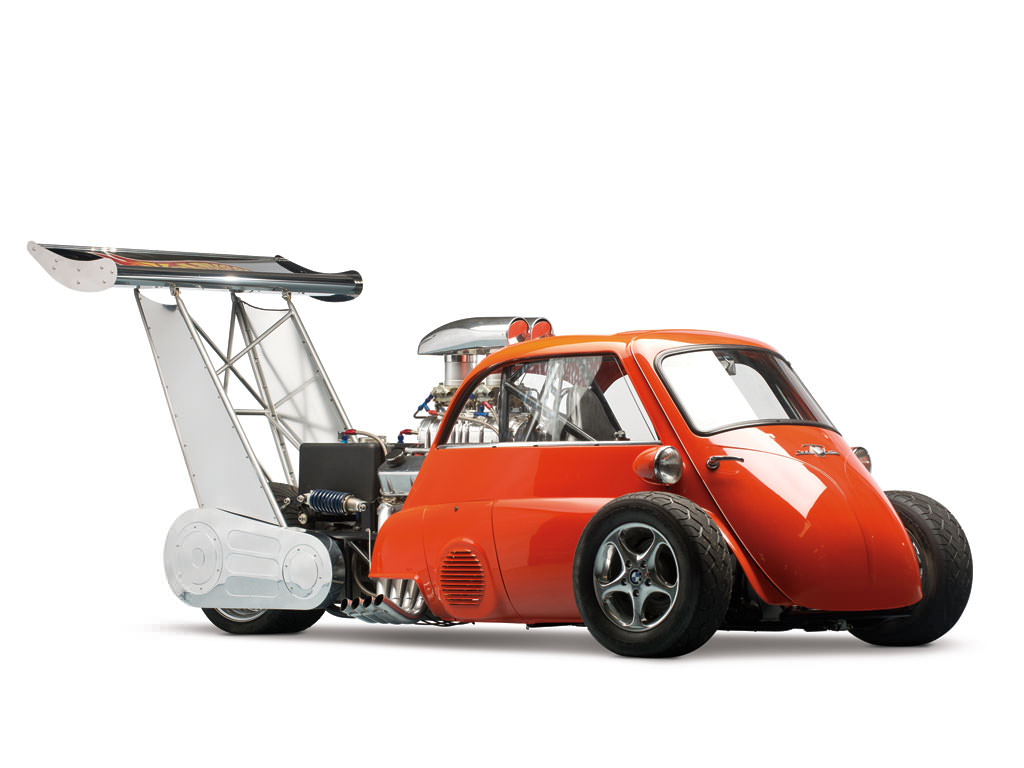 BMW Isetta Whatta Drag 3