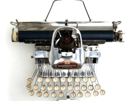 Blickensderfer No. 6 Typewriter