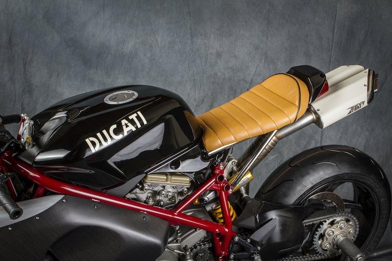 Custom Ducati Motorbike 1