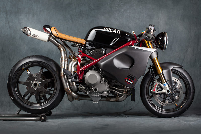 Custom Ducati Motorbike 3 Custom Ducati by Mr Martini