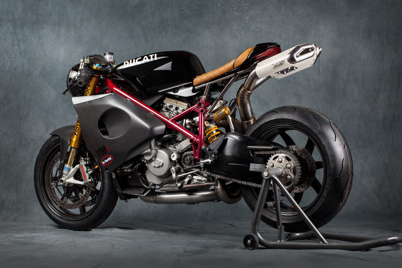 Custom Ducati Motorbike 4 Custom Ducati by Mr Martini