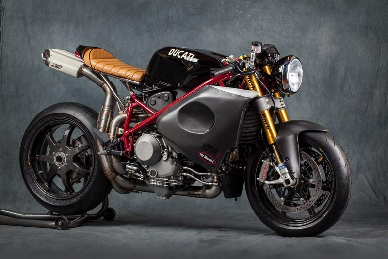 Custom Ducati Motorbike 7