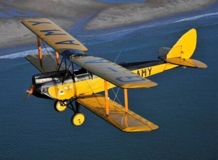 De Havilland DH60GM Gipsy Moth 450x330 - The 'Out of Africa' De Havilland Gipsy Moth