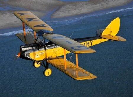 De Havilland DH60GM Gipsy Moth