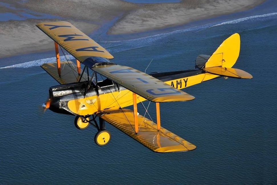 De Havilland DH60GM Gipsy Moth