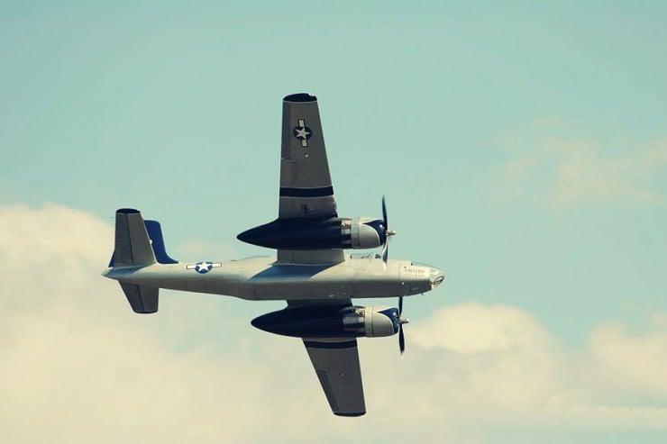Douglas A-26 Invader NX26BP Plane