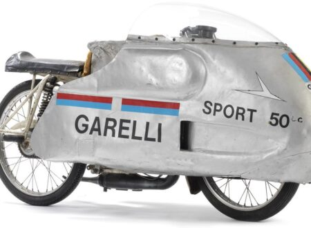 Garelli Motorcycle