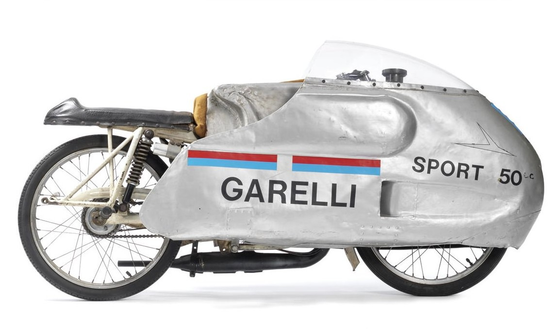 Garelli Motorcycle Picture