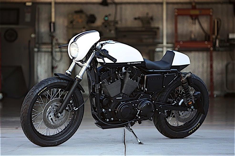 Harley Cafe Racer 2