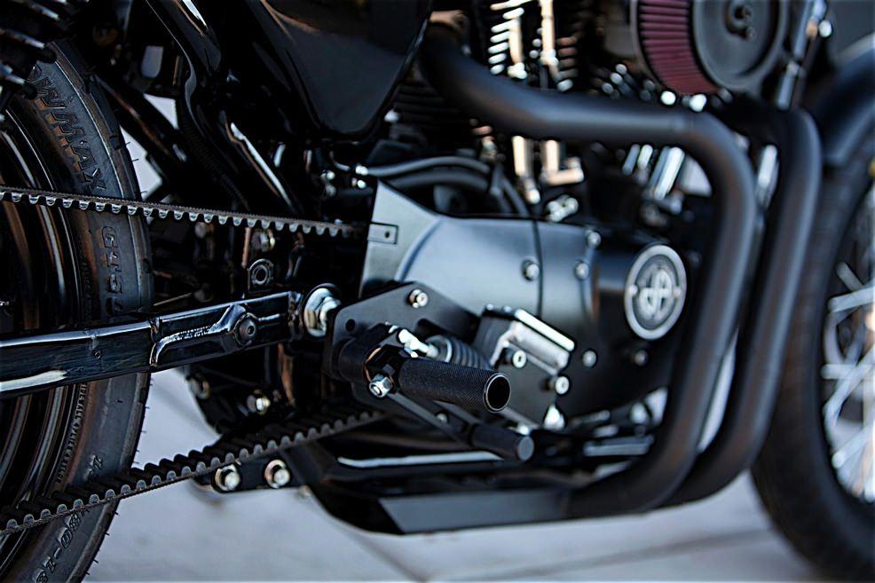 Harley Cafe Racer 4