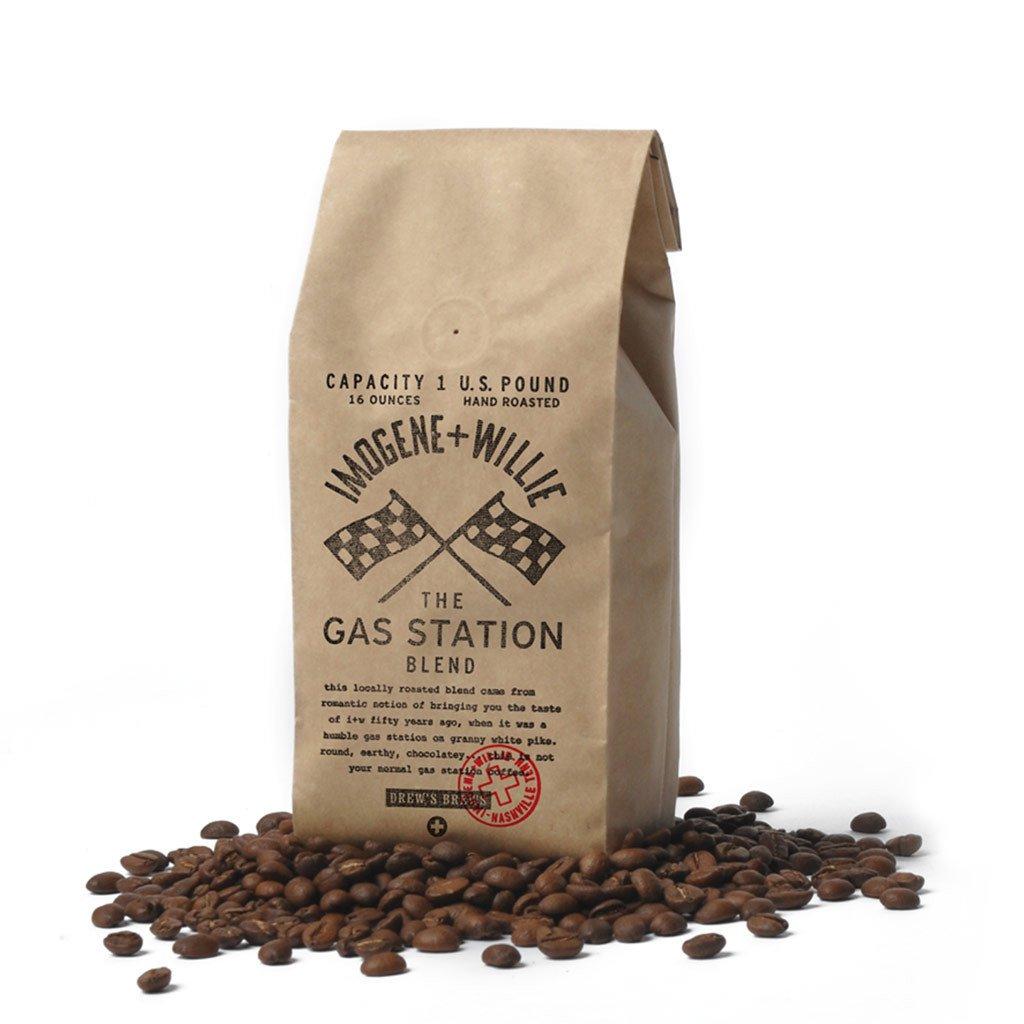 Imogen + Willie Drew's Brews Coffee