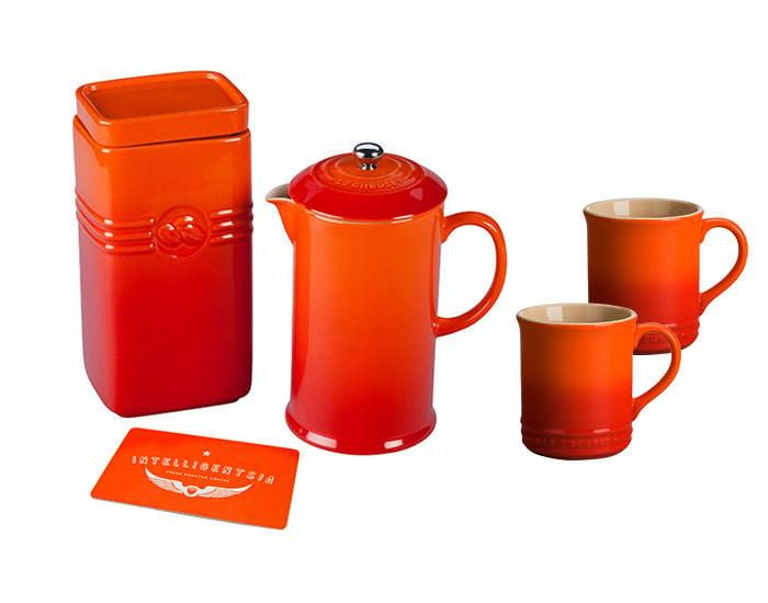 Intelligentsia Coffee Set Intelligentsia Coffee Set