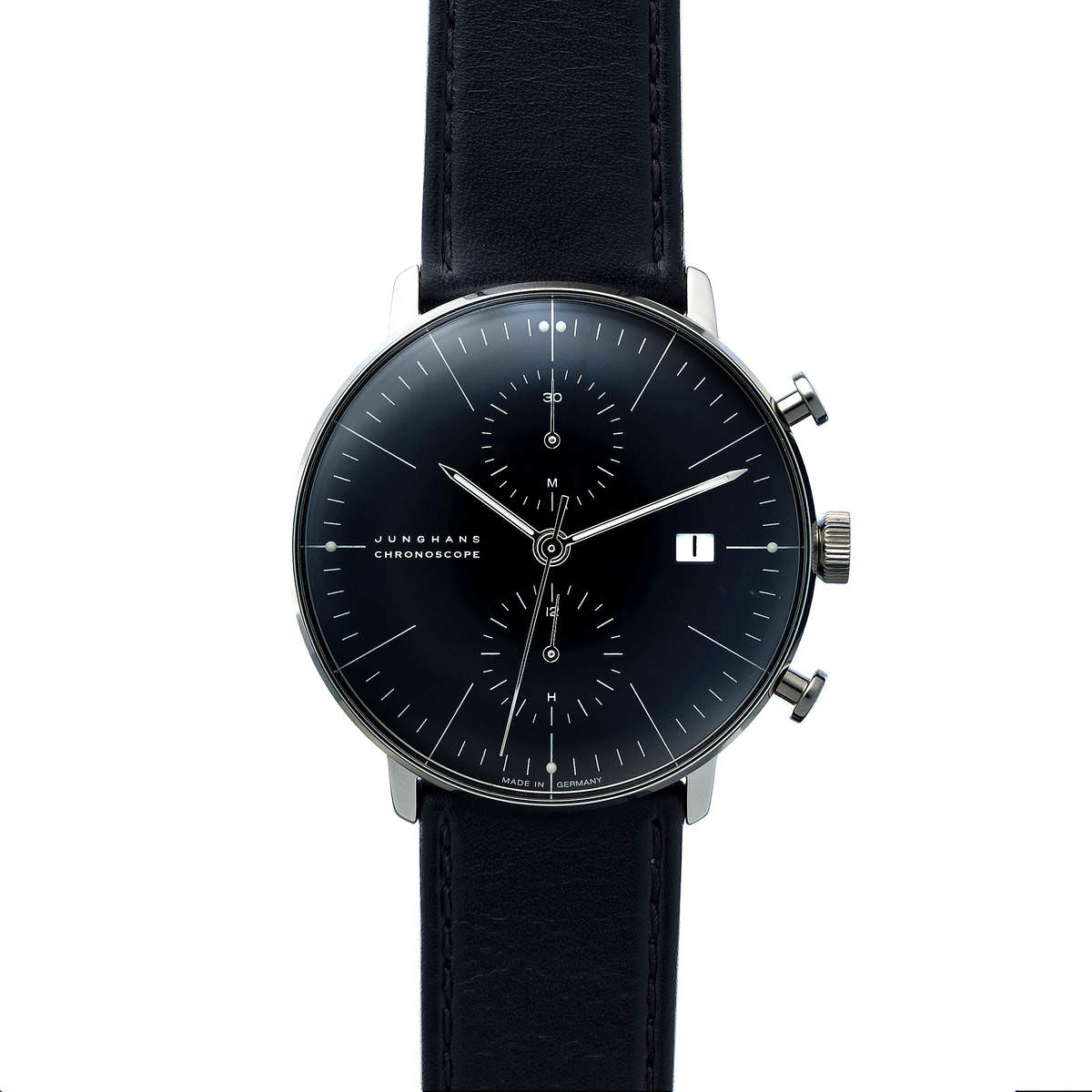 Junghans Max Bill Chronoscope 1
