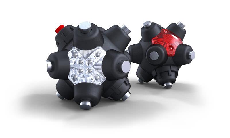 LED Light Mine