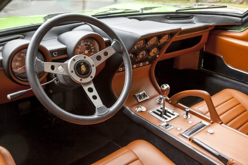 Lamborghini Miura 6