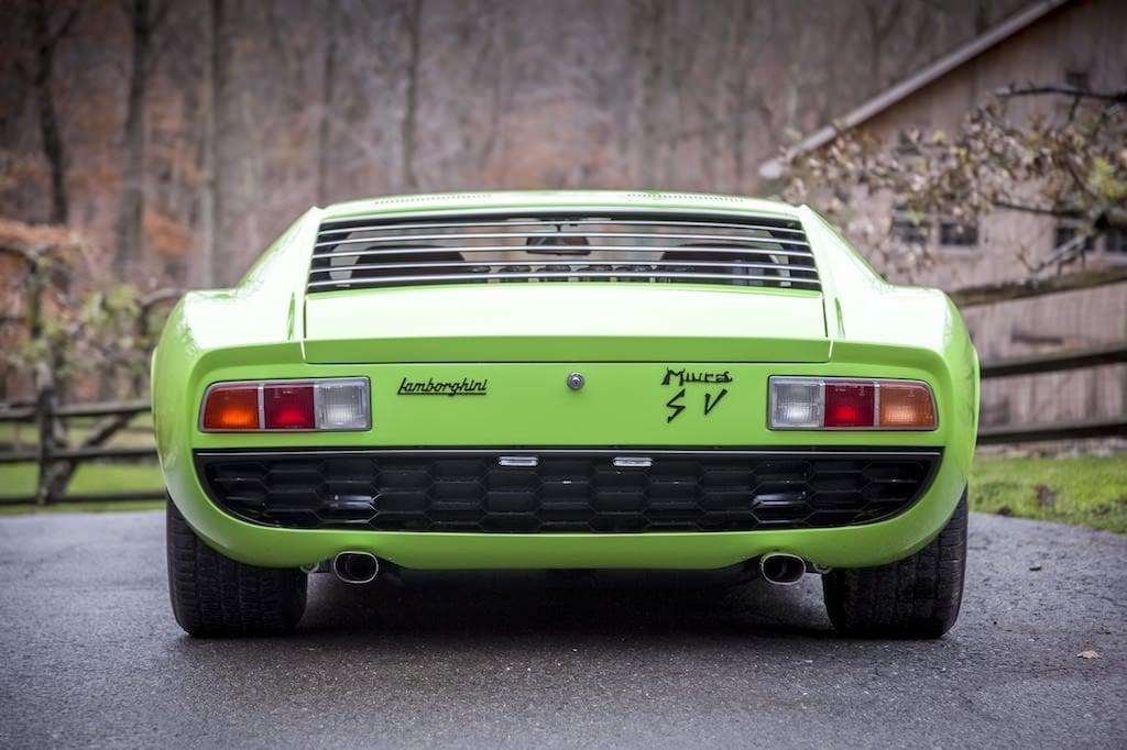 Lamborghini Miura 9