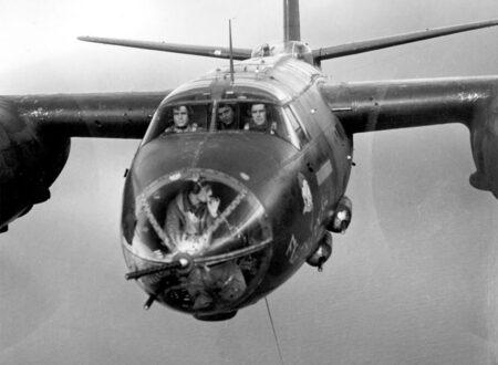 Martin B 26C Marauder 450x330 - Martin B-26C Marauder Crew