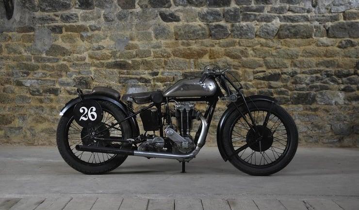 Monet-Goyon Motorcycle