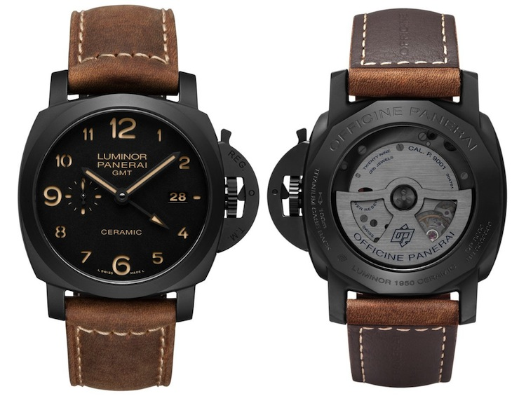 Panerai Luminor 1950 Ceramica Watch