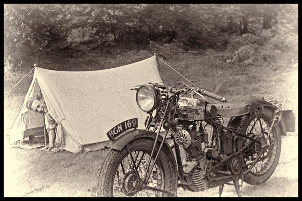 Panther Motorcycle
