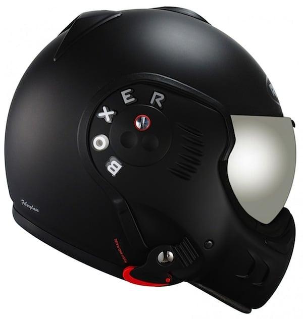 Roof Boxer V8 Helmet