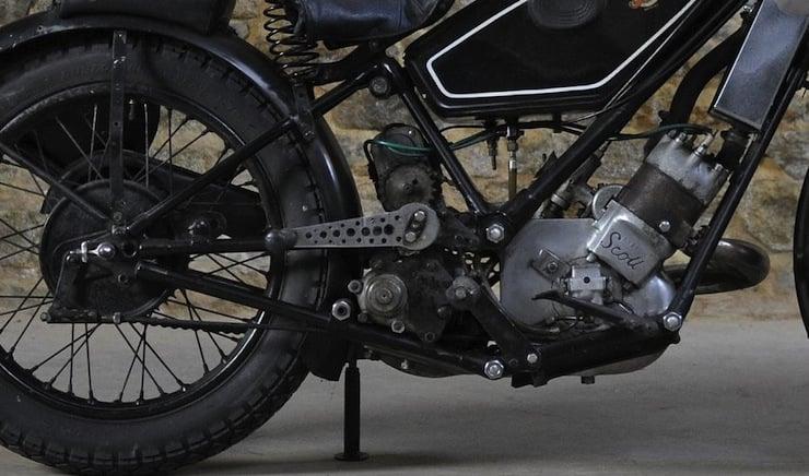 Scott Flying Squirrel Motorcycles