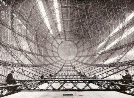 airship under construction 450x330 - Airship Architecture