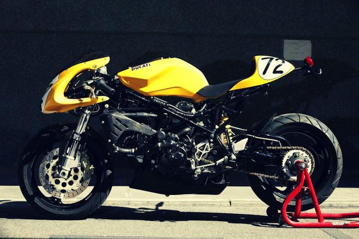 custom ducati motorbike 5 Ducati ST2 Custom by Radical Ducati