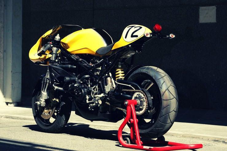 custom ducati motorbike 6 Ducati ST2 Custom by Radical Ducati
