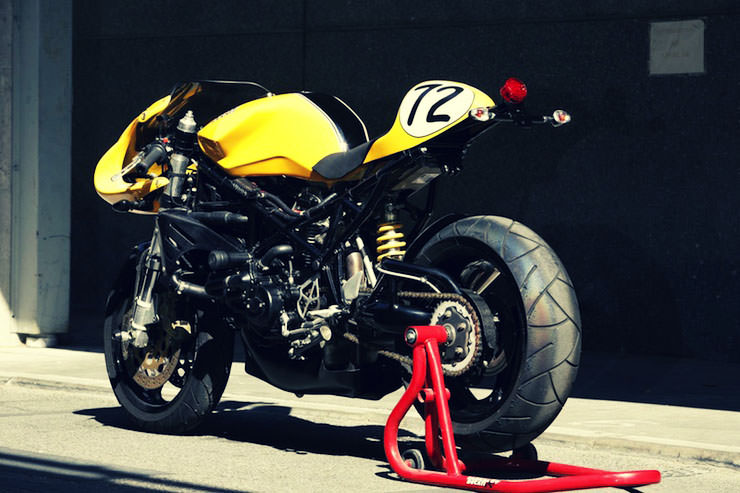 custom ducati motorbike 6