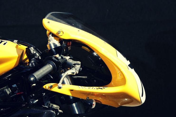 custom ducati motorbike 8 Ducati ST2 Custom by Radical Ducati