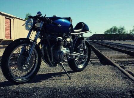 honda cafe racer 3 450x330 - Cafe Racer by Goings Moto