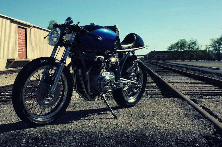 honda cafe racer 3 Cafe Racer by Goings Moto