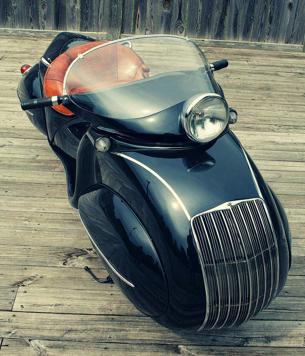 1930 Henderson Custom Motorcycle 2