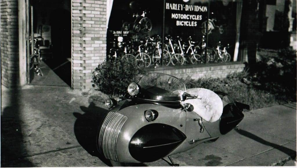 1930 Henderson Custom Motorcycle 4 1930 Henderson Custom Motorcycle