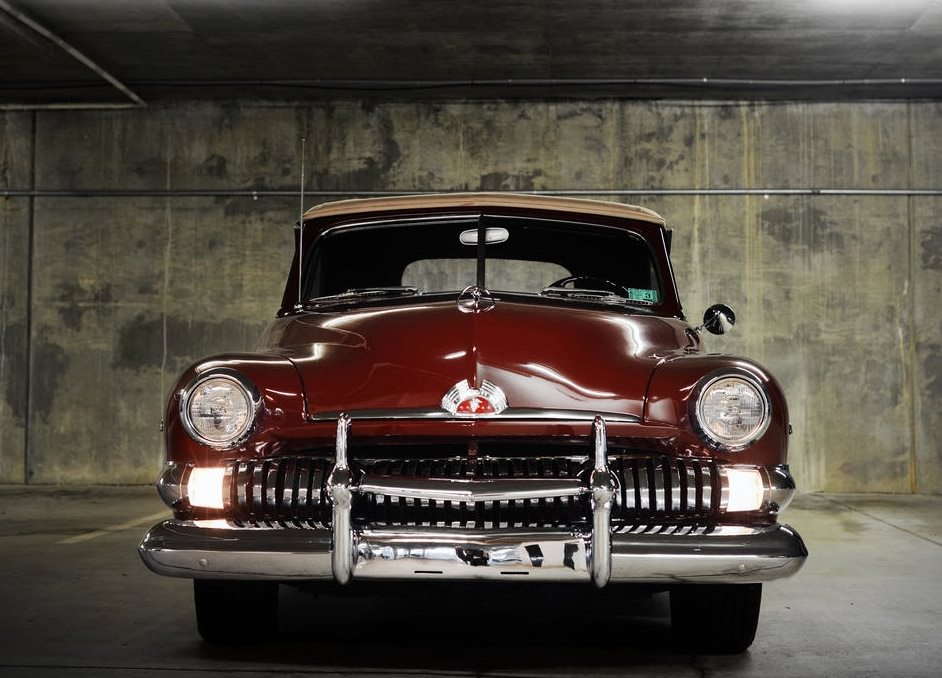 1951 Mercury Eight Convertible