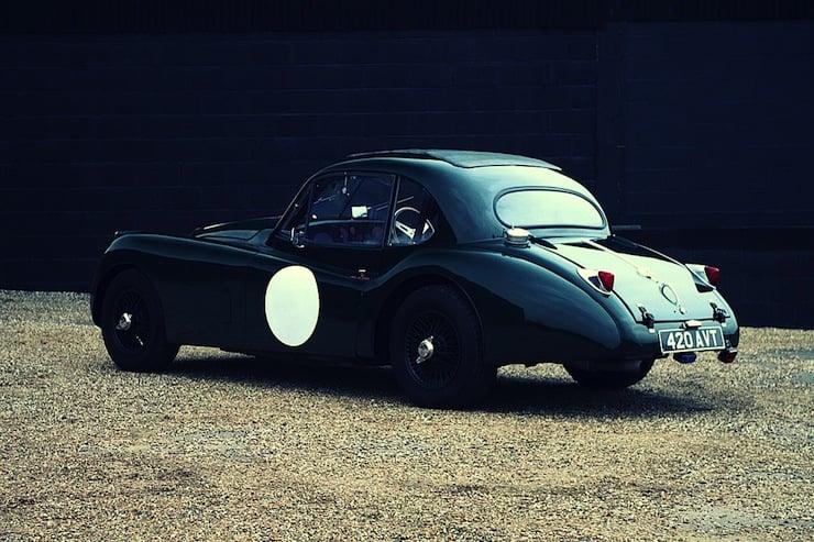 1956 Jaguar XK140 Fixedhead Coupe SE  3