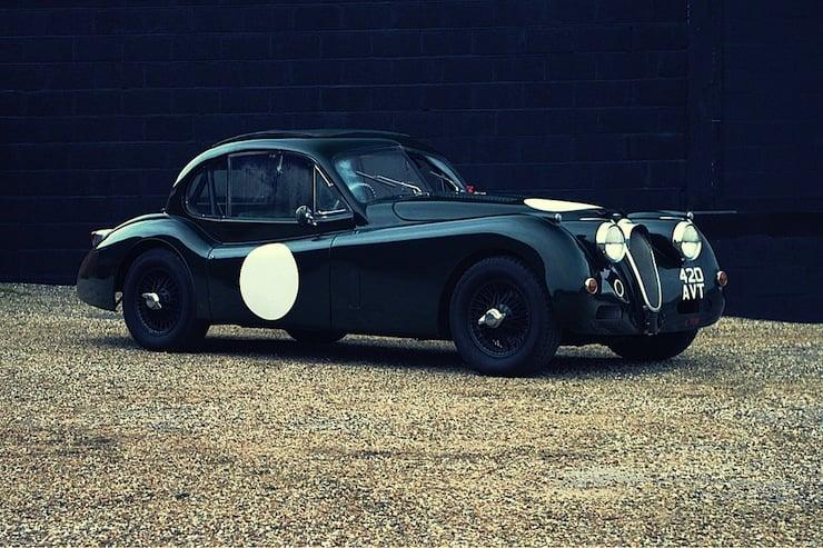 1956 Jaguar XK140 Fixedhead Coupe SE  5