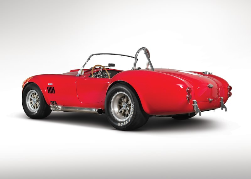 1966 Shelby 427 Cobra back