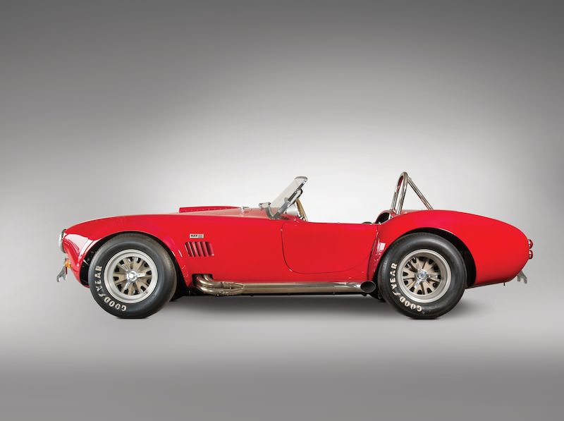 1966 Shelby 427 Cobra side profile