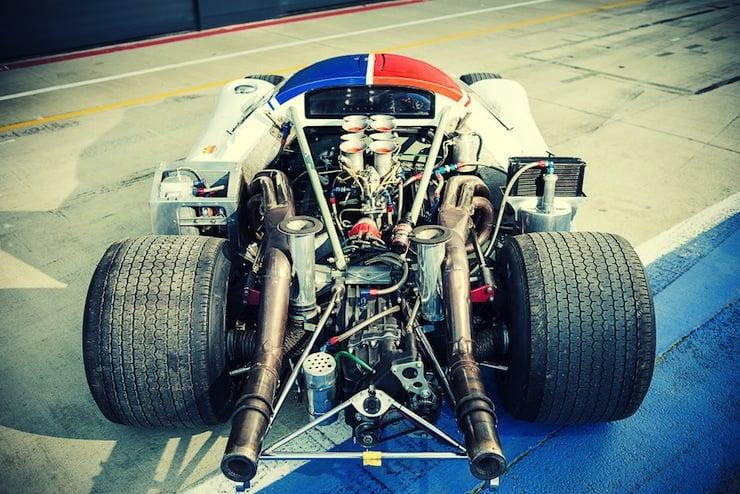 Steve McQueens Lola T70 MKIII B