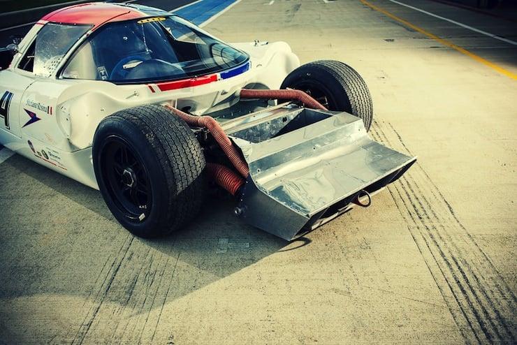 1969 Lola T70 MKIII B 9