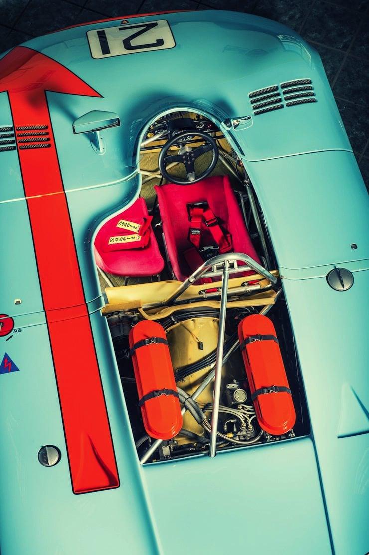 1970 Porsche 908:3 5