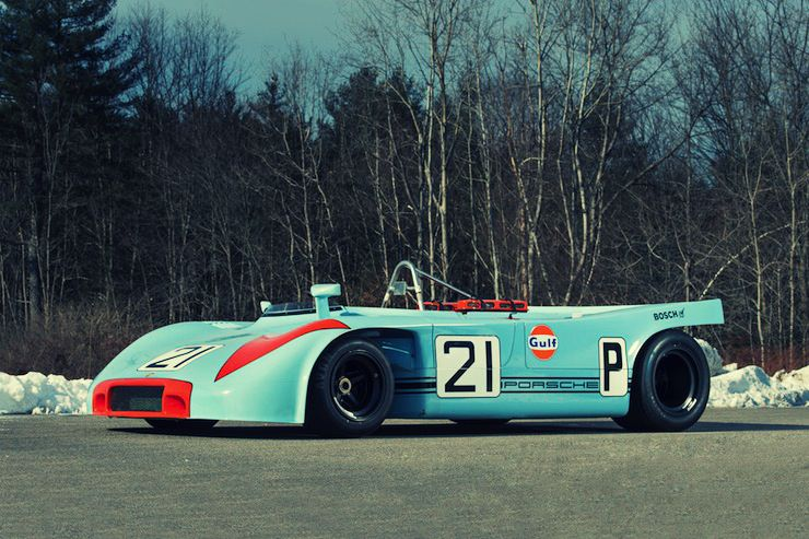 1970 Porsche 9083 1970 Porsche 908/3